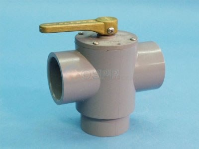 Valve,3 Port Positive, Ortega - G62131