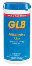 GLB ALKALINITY UP 7.5LB. 4 Pack - 71204-4