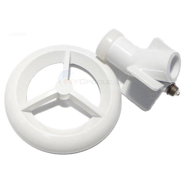 Spa Parts Plus Grill Flow Path Assembly - White (16-5230) - 16-5230WHT