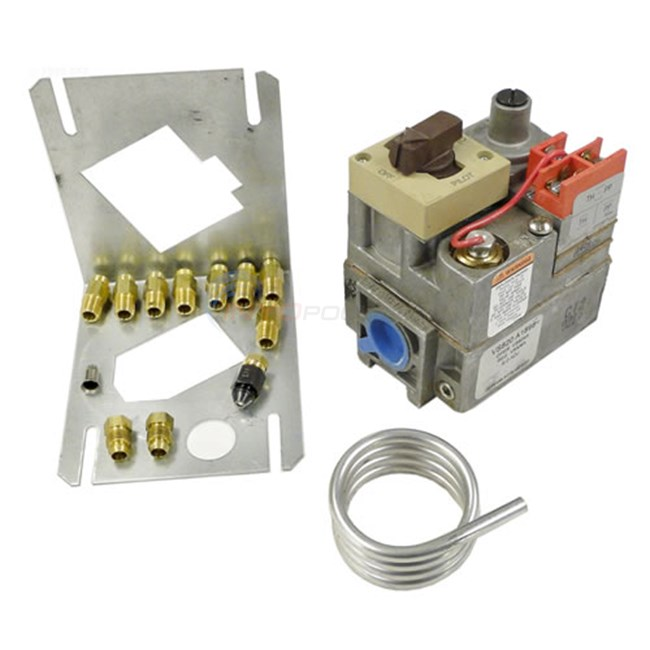 Hayward H-Series Conversion Kit MV Ignition 150 - 400 BTU Natural to LP  CLEARANCE - HAXCNK0001