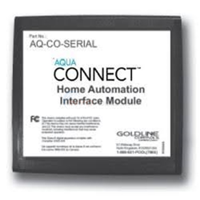 Hayward Home Automation Interface Option - AQ-CO-SERIAL
