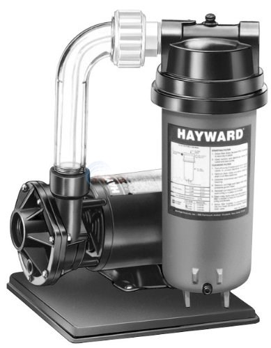 Hayward 25 Sq Ft Cartridge Filter System w/ 40 GPM Pump - C2251540LSS