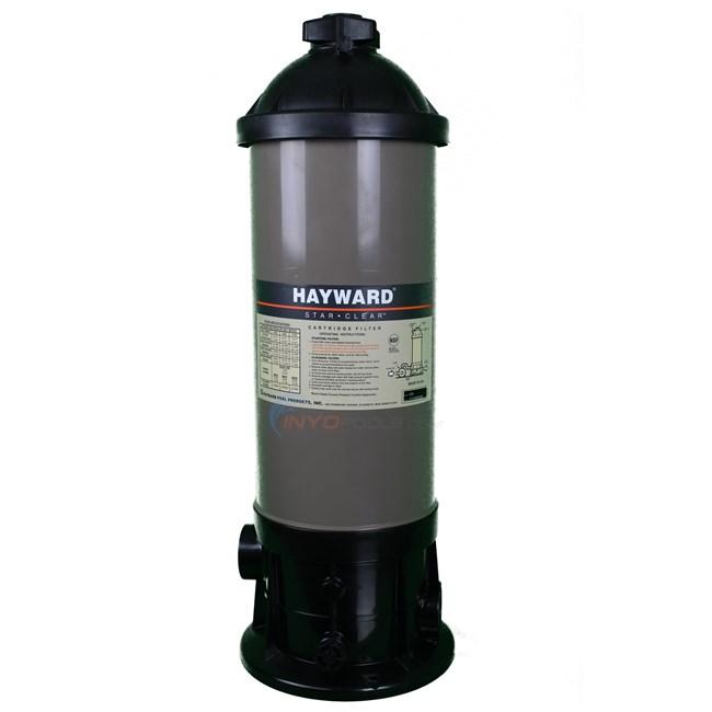 Hayward Star Clear Cartridge Filter 50 Sq Ft. 1 1/2 Inch Ports - W3C500