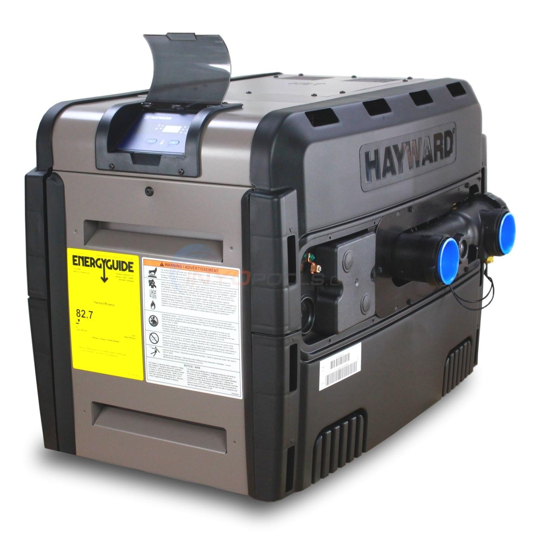 hayward universal h series low nox heater 150k btu ng h150fdn rh inyopools com Universal Heaters for Pickups Universal Propane Heater