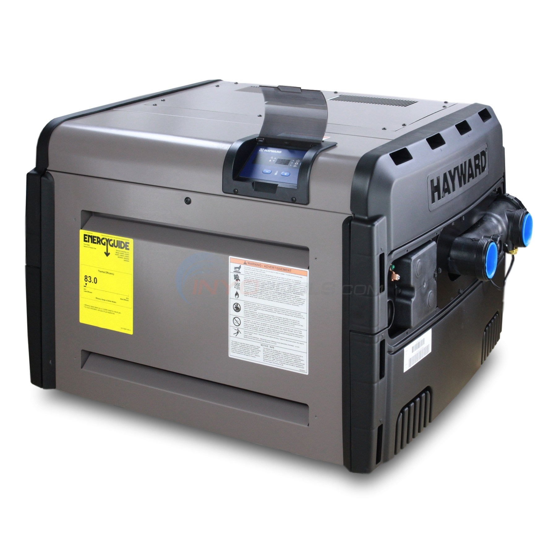 Universal H-Series Low NOx Heater 350K BTU - NG