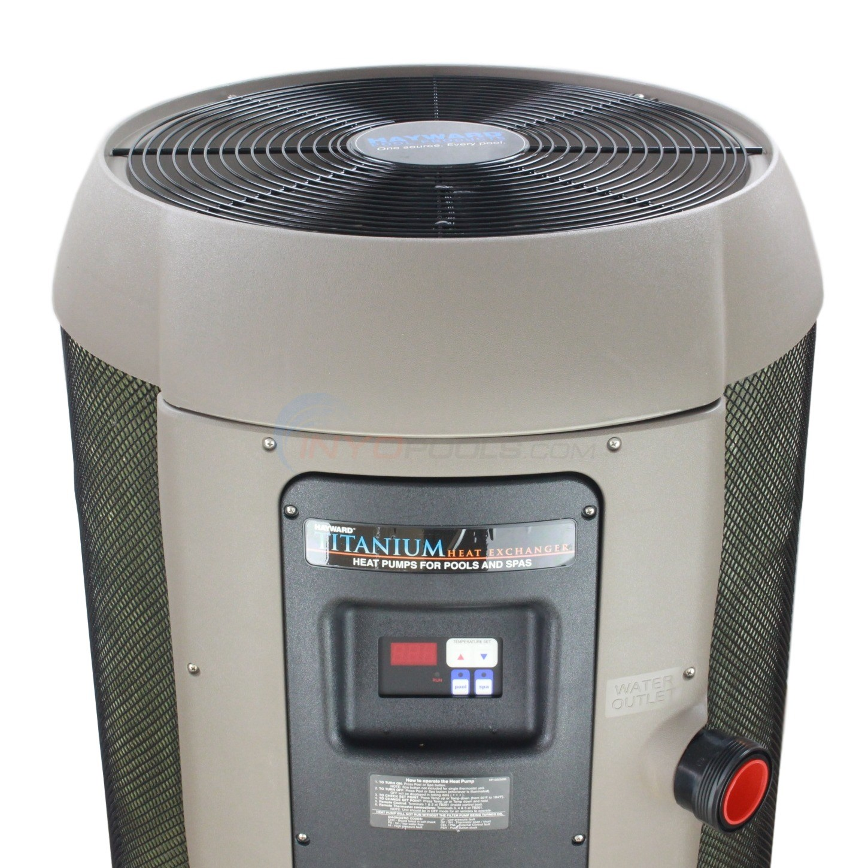 hayward heat pro heat pump 110 000 btu hp21104t inyopools com rh inyopools com hayward heat pro manual en español hayward heatpro heat pump manual