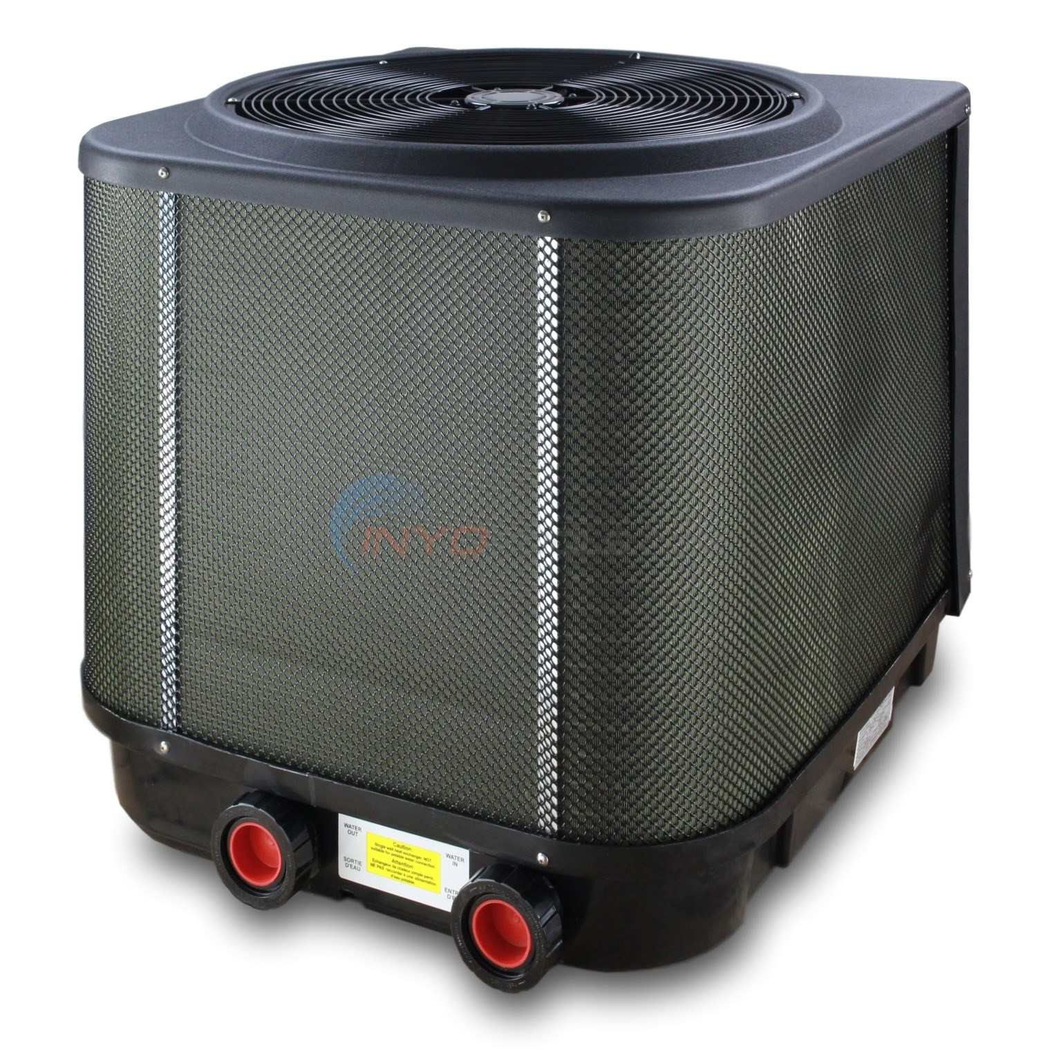Hayward Heat Pro Heat Pump 50k BTU Digital Display Above Ground Pool - HP50TA