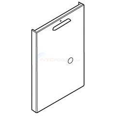 FRONT ACCESS DOOR, H-SERIES A. GROUND