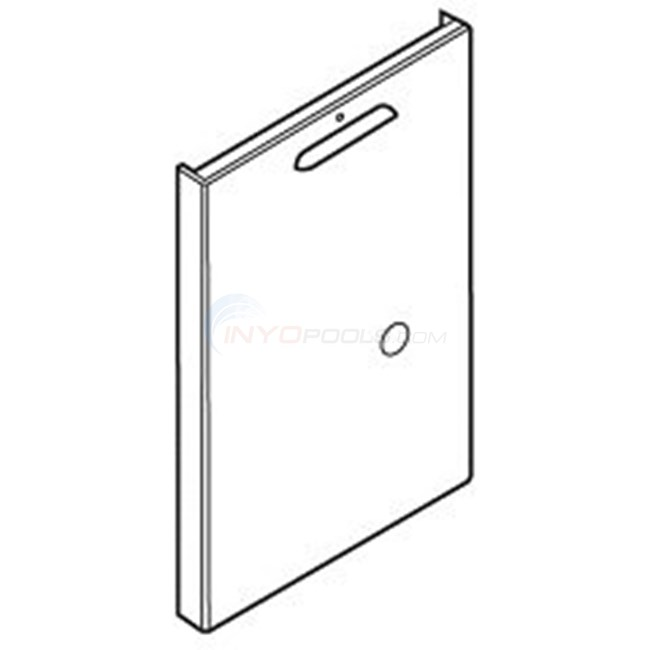 Hayward Front Access Door, H-series A. Ground (idxfad1100)