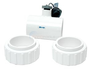 T-CELL Plumbing Kit (Includes Unions and Flow Switch)