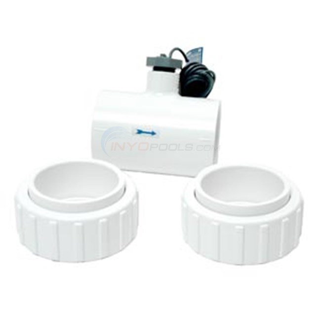 T-CELL Plumbing Kit (Includes Unions and Flow Switch) - PKIT