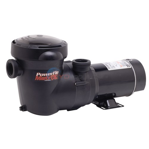 PowerFlo Matrix Pump 1 HP - SP1592