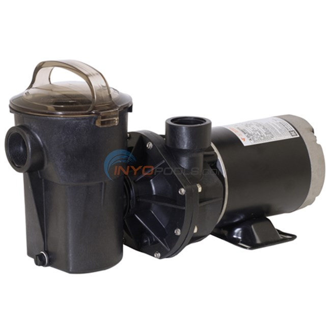 Hayward Power-Flo LX 1 1/2 HP, 115V, 1 Spd. Pump - W3SP1580X15