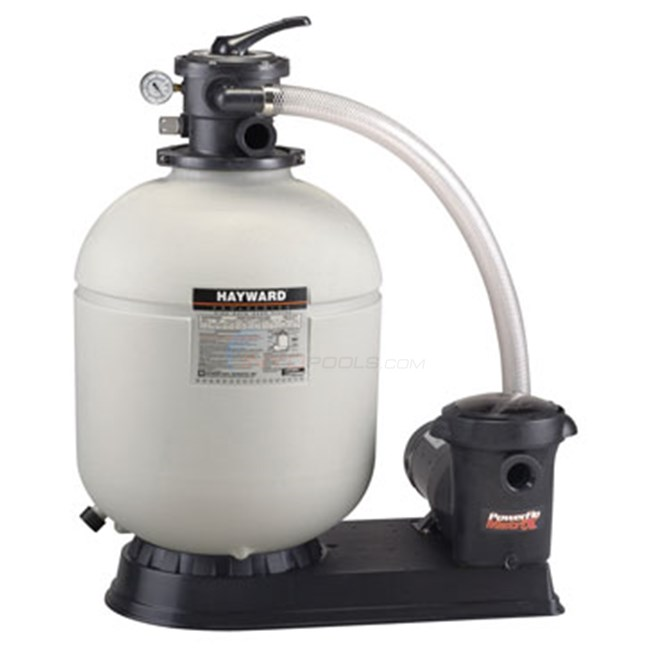 Hayward A/G Pool 1.5 HP Pump S180T Sand Filter - S180T1580X15S