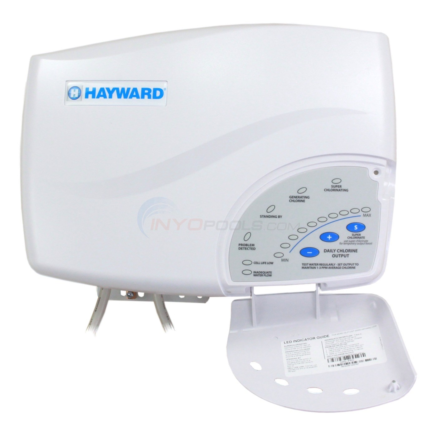 Hayward Salt & Swim 3C Professional Model 120V Controller Only (Cell Sold Separately) - SAS-PRO