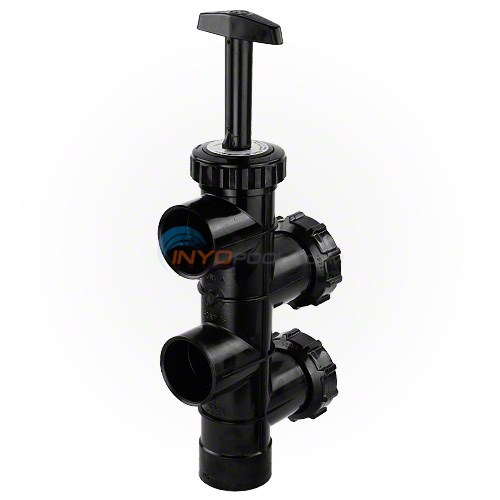 "Hayward 2"" Slide Valve for DE Filter"
