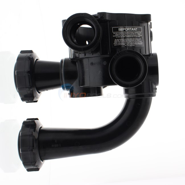 Hayward Valve Body w/ Connections - SPX0710X32AA