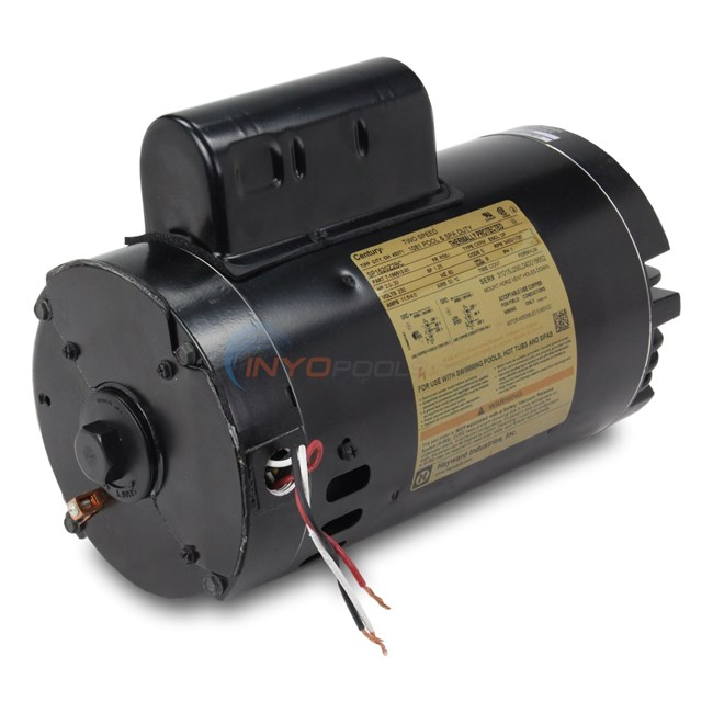 Hayward 2 HP Up Rated Dual Speed NorthStar Replacement Motor - SPX1615Z2MNS