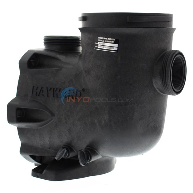 Hayward Strainer Housing w/ Plugs - SPX3200A