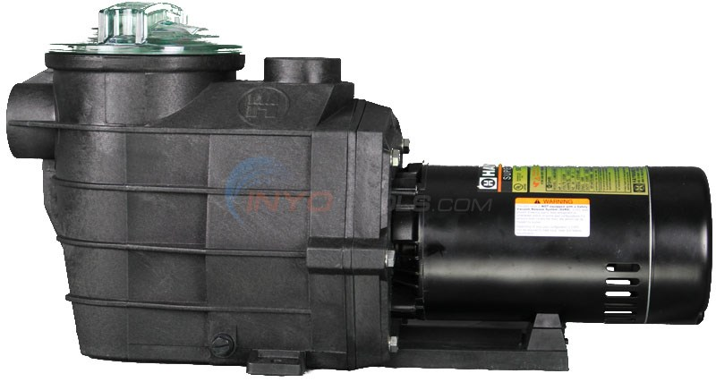Hayward Super 2 Pump 2 HP Dual Speed - SP3015X202AZ