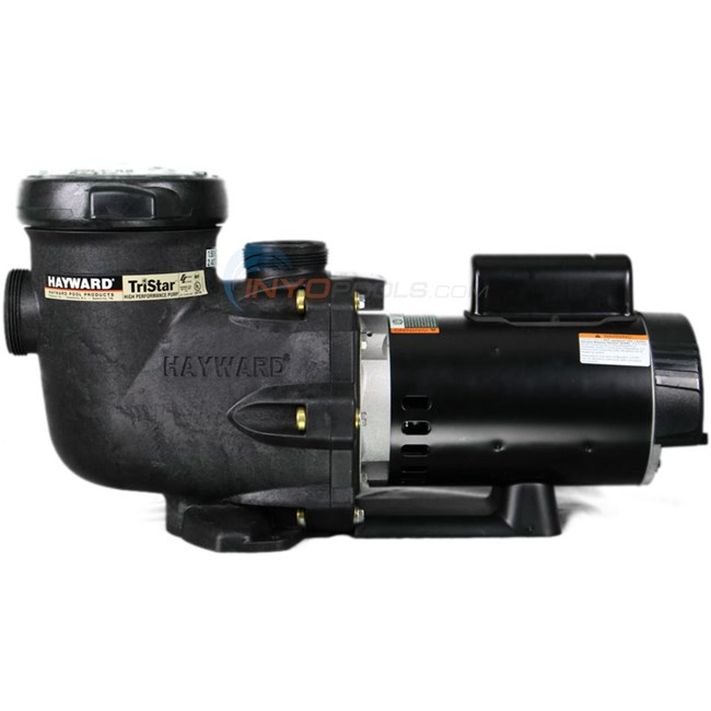Hayward TriStar 1 HP, Energy Efficient, Full Rated Pump - W3SP3210EE