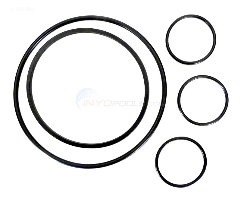 O-RING KIT- ALL O-RINGS ON STRAINER AND FILTER