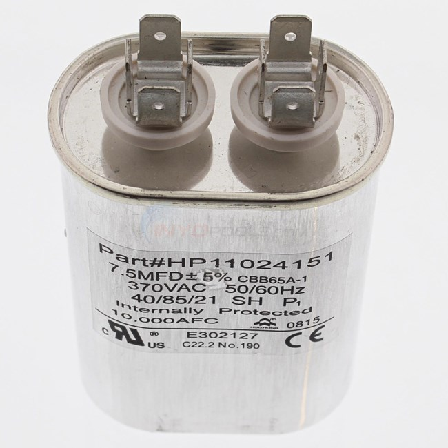 Hayward Heat Pump Fan Capacitor - HPX11024151