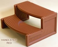 HS2 Handi-Step, Redwood