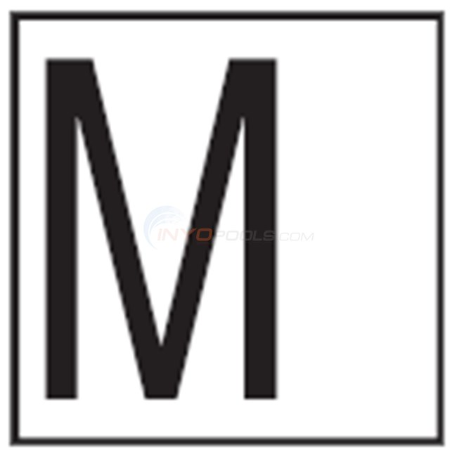 Inlays Depth Marker 8 Skid Resistant Tile M C823510