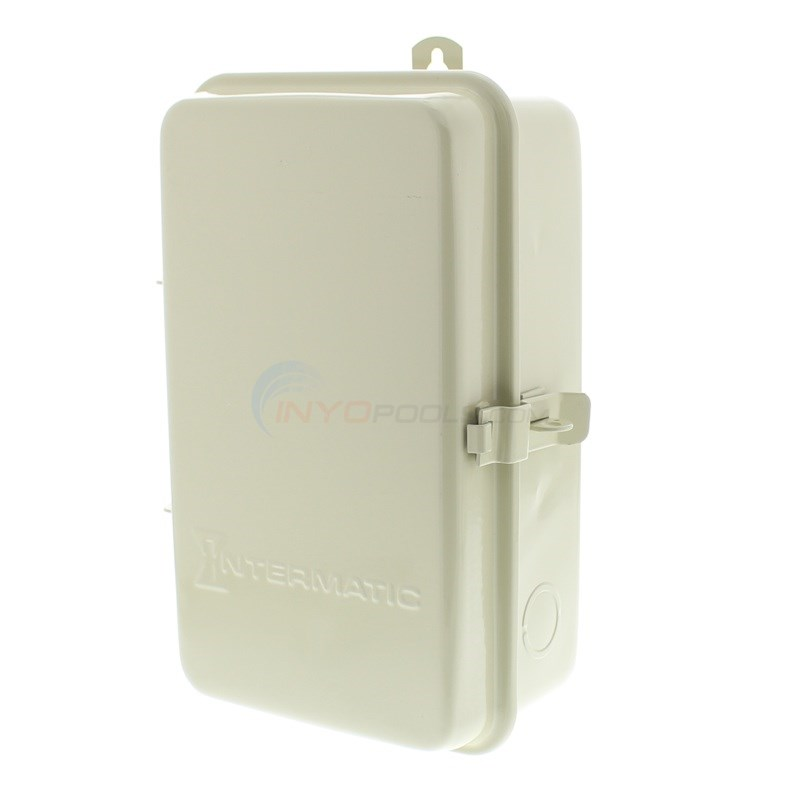 PF1000 Series Intermatic Metal Time Clock Enclosure Only - 2T2485GA
