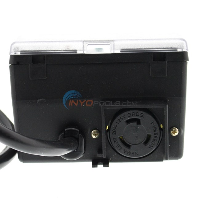 Intermatic Aboveground Pool Timer Twist Lock Plug