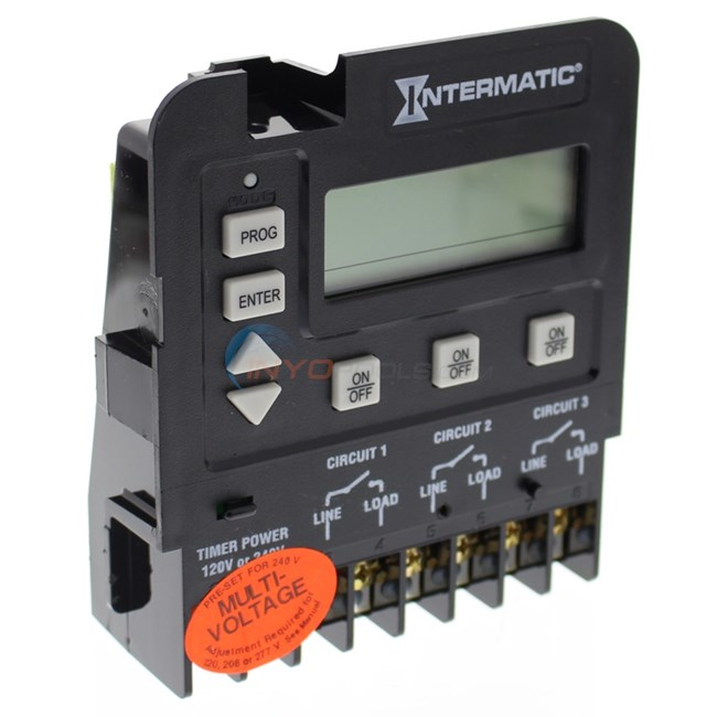 Intermatic Digital Pool/Spa Mechanism - P1353ME