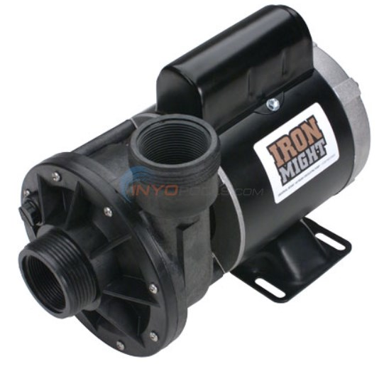 Iron Might Pump, 1/15 hp, 230V - 34100201E