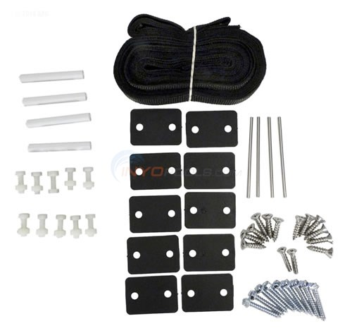 Complete Hardware Kit For Acm-133 Solar Reel (bul133-1)