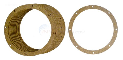 Champlain Plastics Main Drain Retaining Ring Gasket, Pack Of 12 (bul-97g)