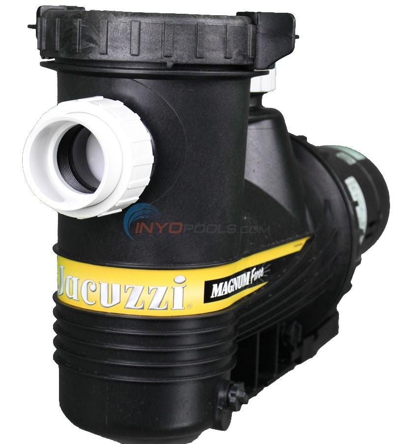 Jacuzzi 1 2 Hp Pump