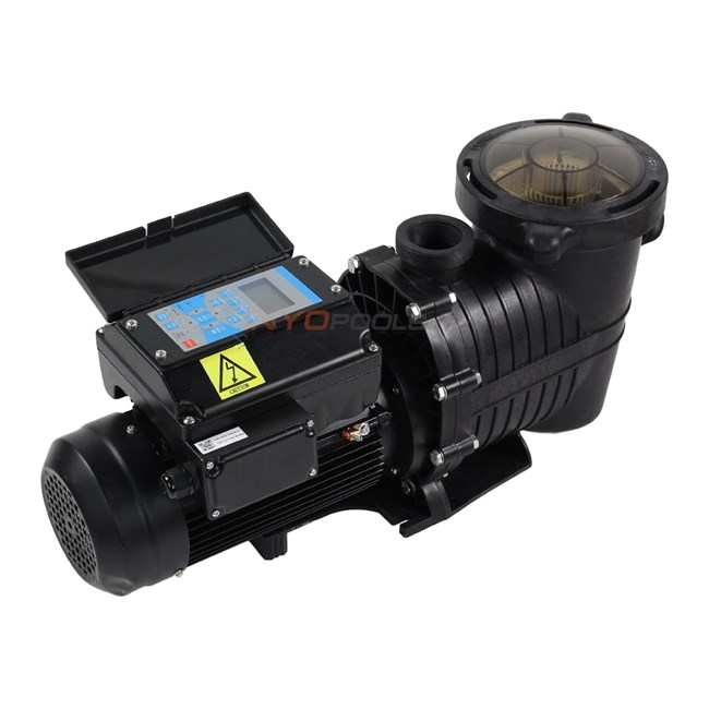 Pureline 1 5 h p variable speed pool pump pl1615 for Variable speed pool motor