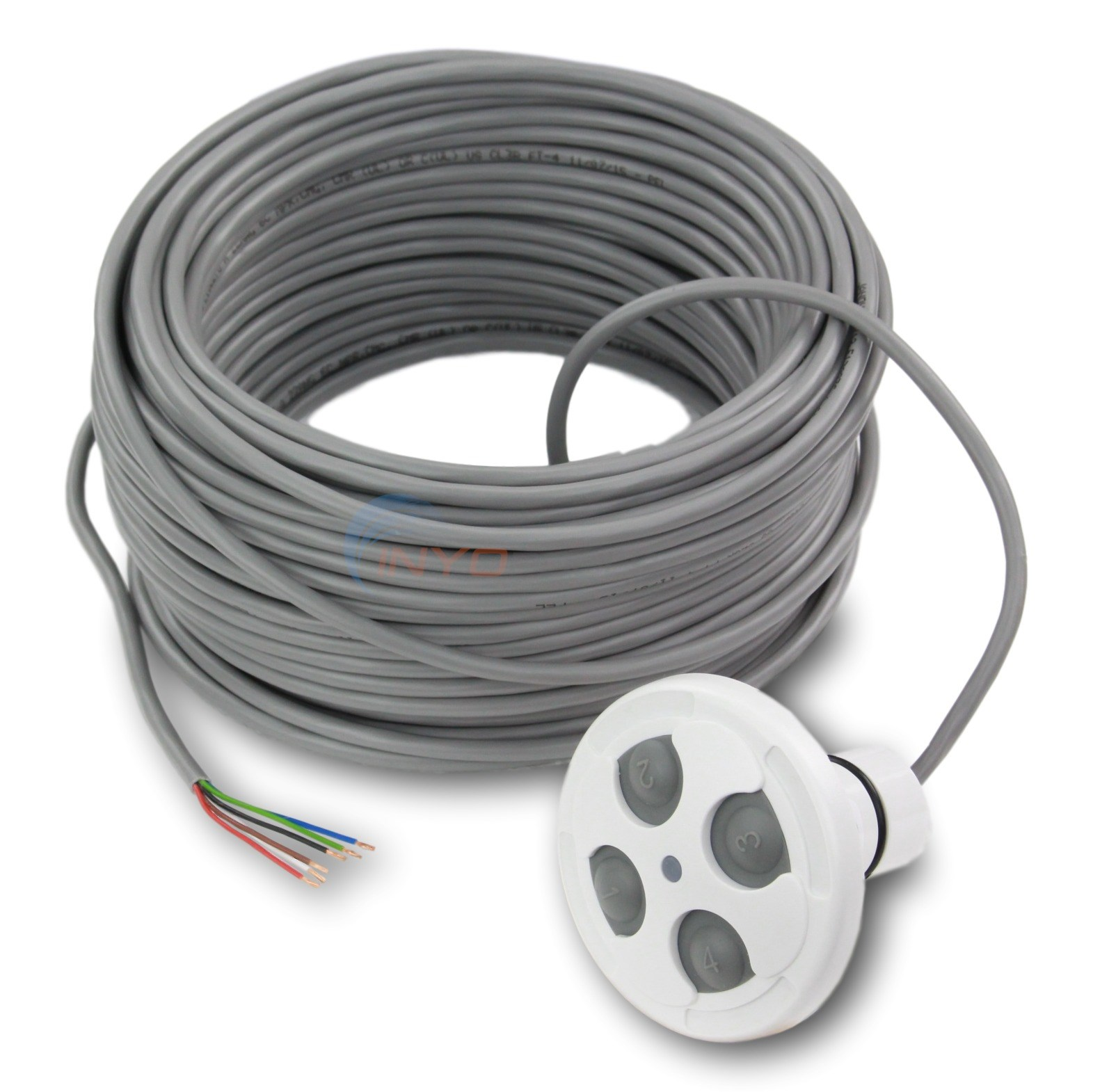 jandy 7441 04?format=jpg&scale=both&anchor=middlecenter&autorotate=true&mode=pad&width=650&height=650 jandy 4 function spa side remote white 100 ft 7441 inyopools com Wiring Harness Connector Plugs at panicattacktreatment.co
