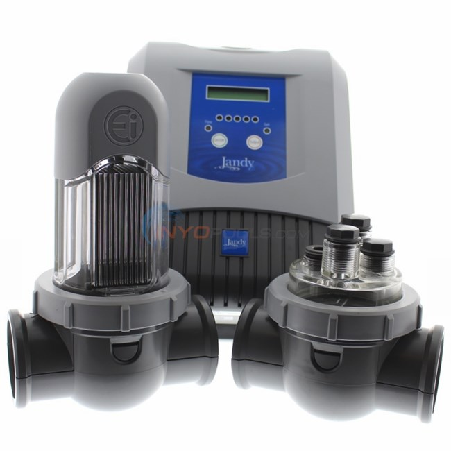 Jandy AquaPure Ei Salt Chlorinator 35K 120V Plug-in - APURE35PLG