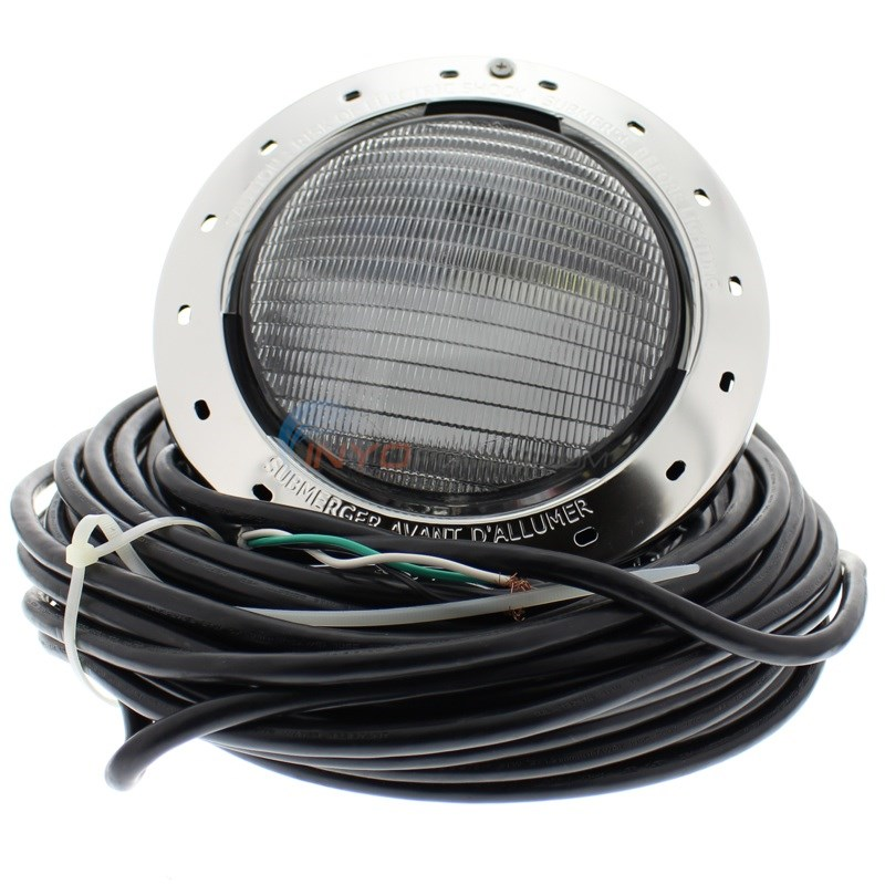 watercolors led pool light volt ft cord stainless steel cphvleds hayward not working lights price floating uk