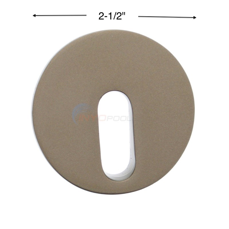 Jandy Deck Jet Cover Plates, set of 4