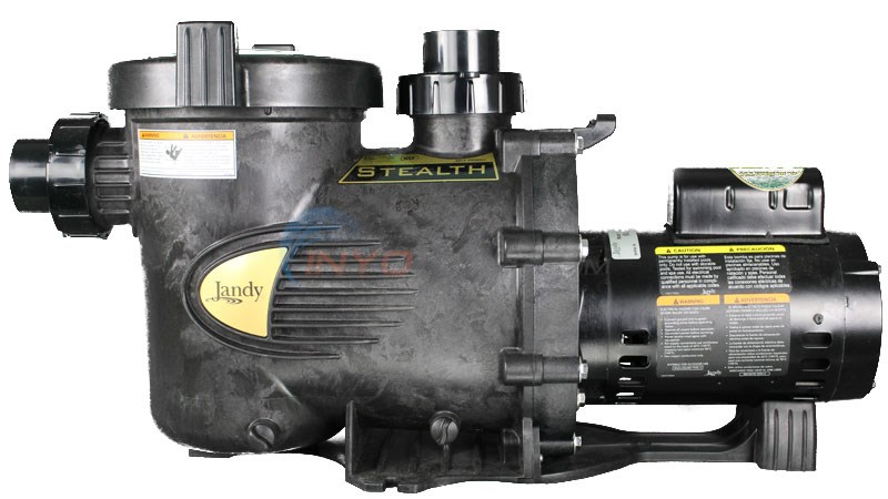 Jandy Stealth Pump 2 1/2 HP Up Rate - SHPM25