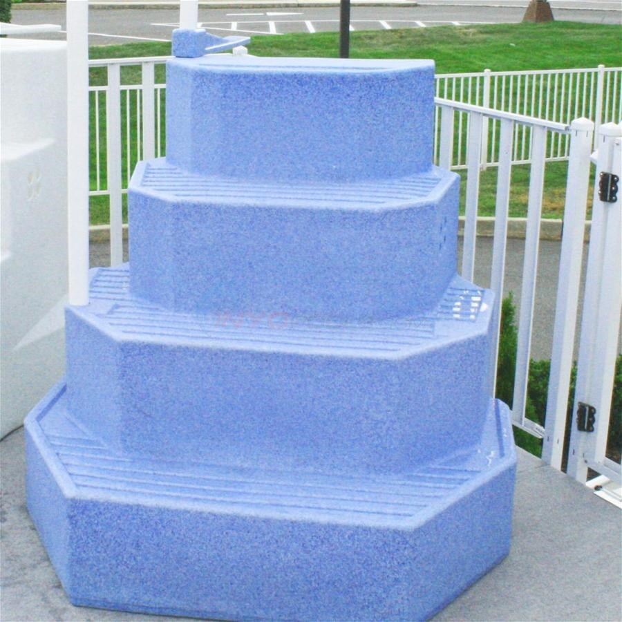 "Merlin AG Pool Step - Aqua Staircase ""The King"" - 30125"