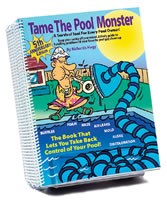 Tame The Pool Monster Book - L101-POOL