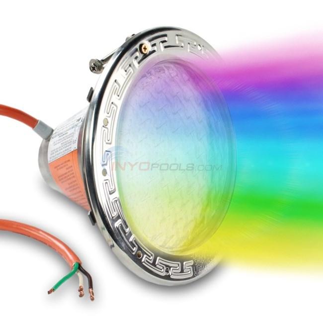 Pentair 601010 Intellibrite 5g Color Led Pool Light 12v: PureLine Pure Colors LED Bulb & Pentair Amerlite Pool