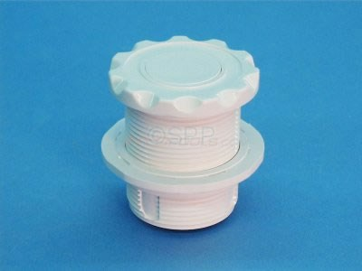 Air Button,#10 White,Scalloped,L/G - LG10WS