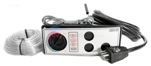 Spa Side,240V,3 button, w/Label,10Cord, L/G - 930840-516