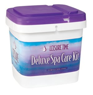GLB Leisure Time Deluxe Spa Kit- Reserve & Renew - 45120