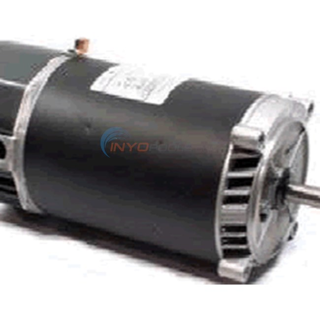 Marathon Electric 1 H P Round Flange Motor C1318