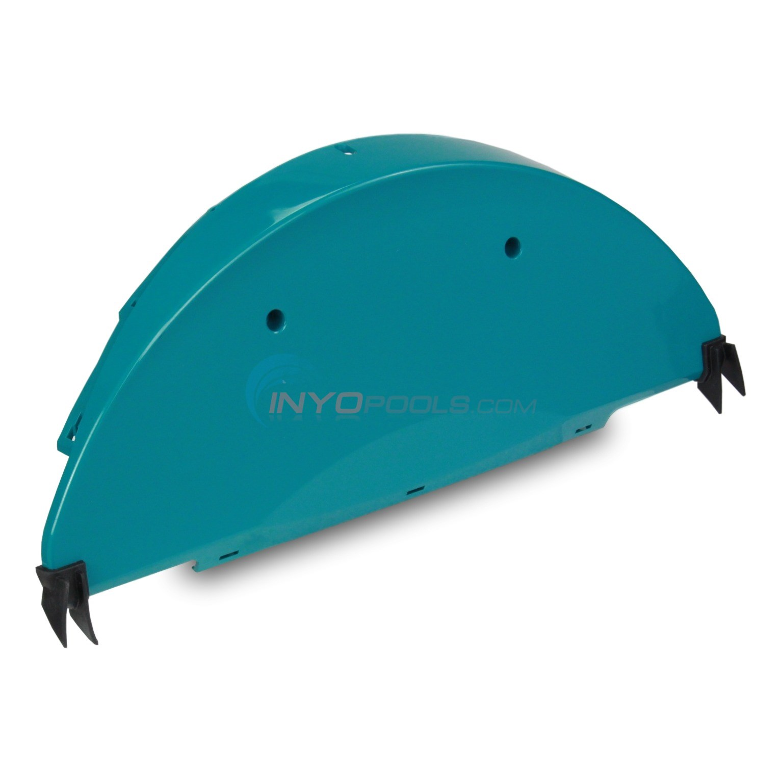 Maytronics Side Panel Turquois W/fins Dlx4 (9980614)
